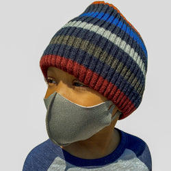 Anti-Bacterial Kids Mask (Reusable)