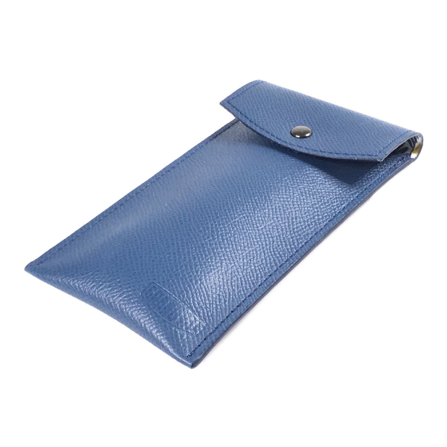Etui montre Solo - Bleu clair / Single Watch Pouch - Light Blue