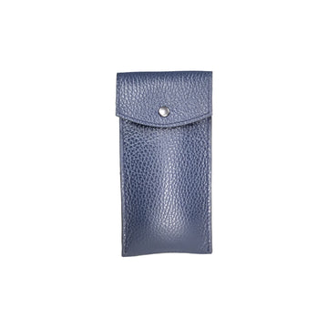 Etui montre Solo - Bleu marine / Single Watch Pouch - Dark Blue