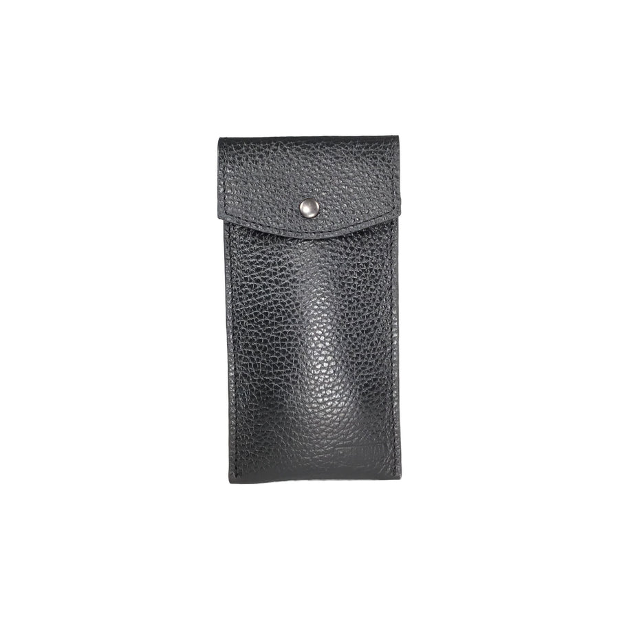 Etui montre Solo - Noir / Single Watch Pouch - Black