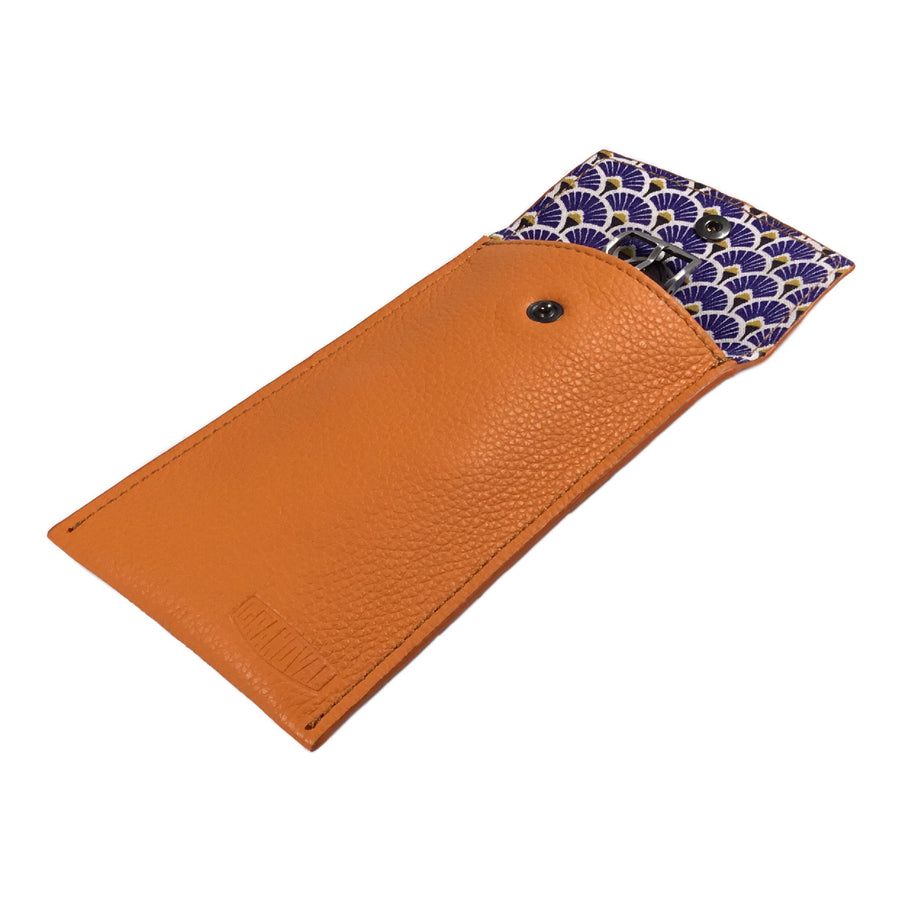 Etui montre Solo - Orange / Single Watch Pouch - Orange