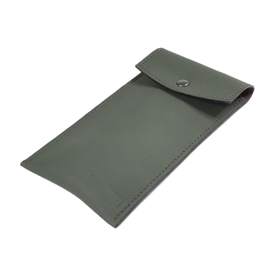 Etui montre Solo - Vert kaki / Single Watch Pouch - Khaki Green