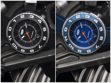 Grandval Atlantique Dual Time Club - Coming soon on Kickstarter