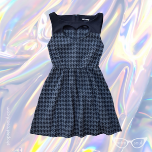 """Heartless"" Hot Topic mini dress"