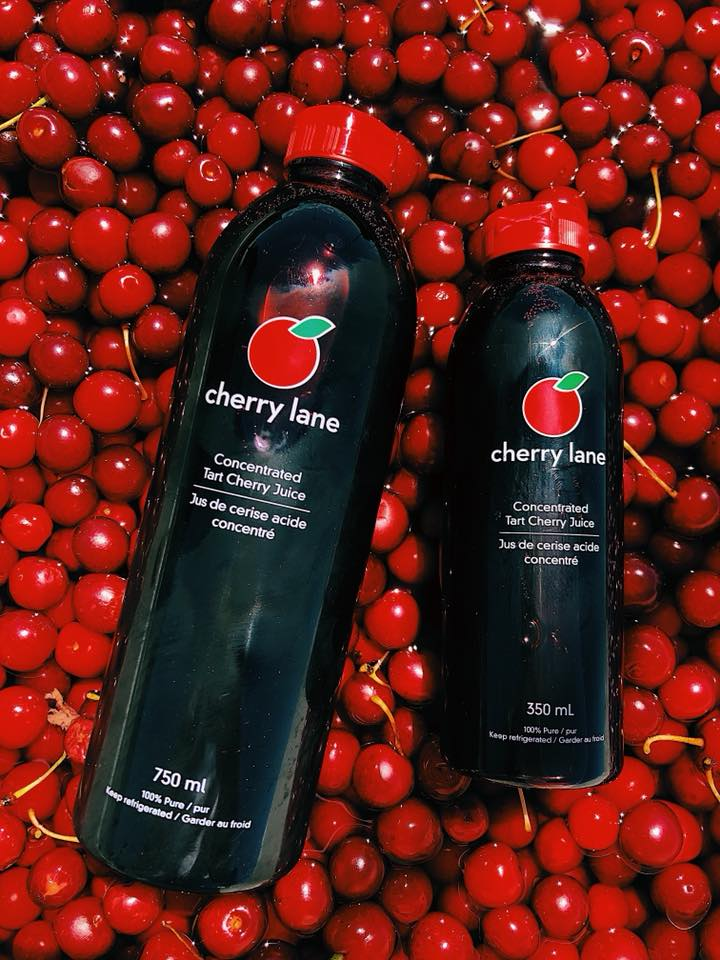 cherry lane tart cherry concentrate