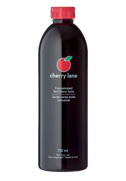 100% Pure Concentrated Tart Cherry Juice (750ml)