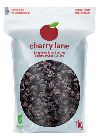 1kg Sweetened Dried Tart Cherries