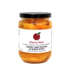 Cherry Lane Peach Slices in Sugar Syrup 375ml