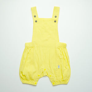 Casper Yellow Overalls