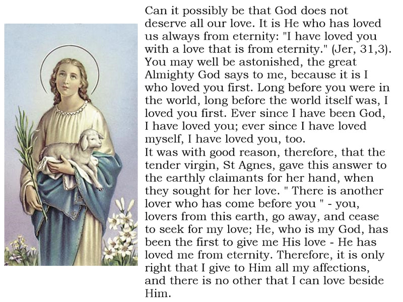 Daily Meditations (The Love of God in Practice by St Alphonsus Liguori) Day 2