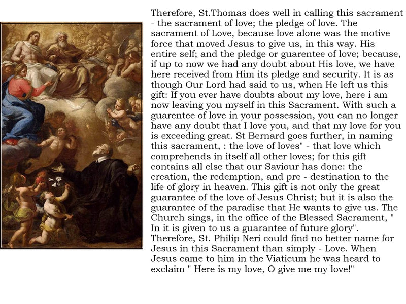 Daily Meditations (The Love of God in Practice by St Alphonsus Liguori) Day 3