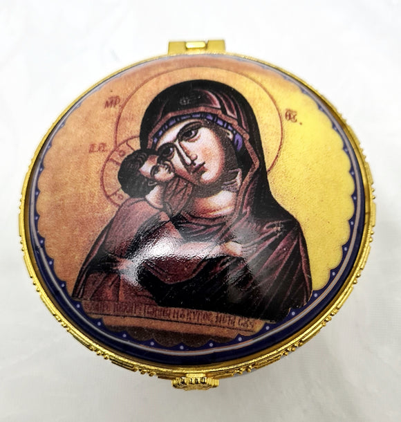 Rosary holder (ceramic)