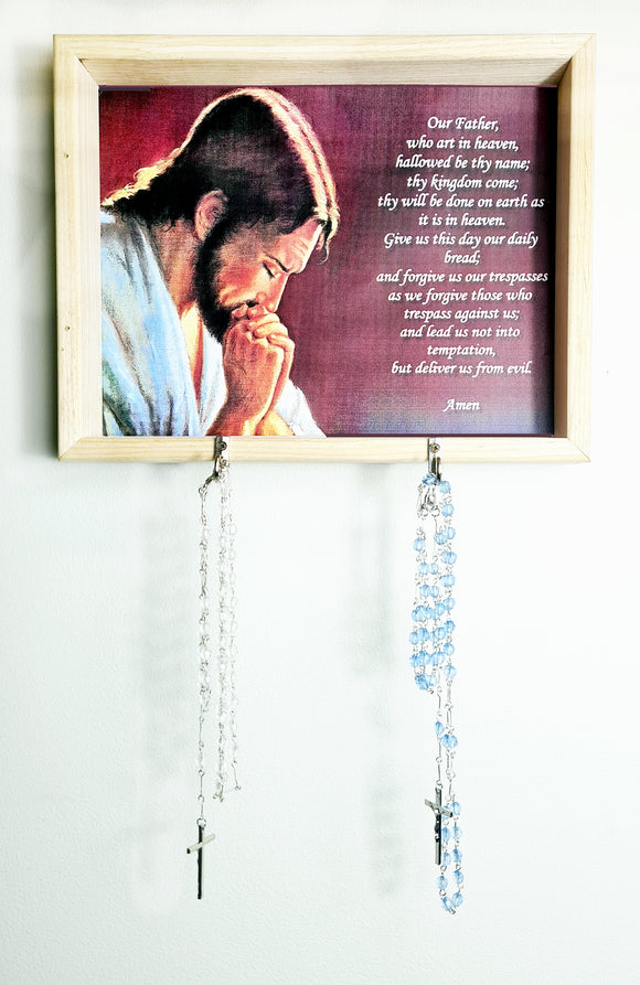 Rosary Holder Box