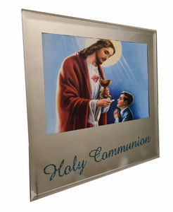 Holy Communion Mirror Frame