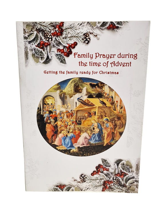 Family Prayer during the time of ADVENT  (incl. postage)