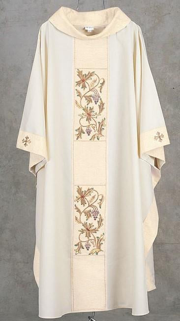 HB1 - Classic Hand Embroidered Chasuble