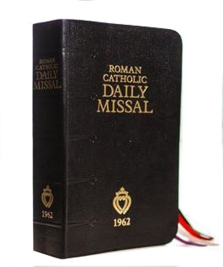 Catholic Daily Missal 1962