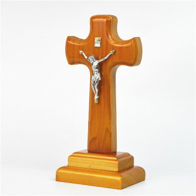 BROWN WOODEN CRUCIFIXES