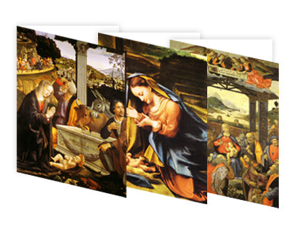 Catholic Christmas Cards  (10 Pack)****free postage*****
