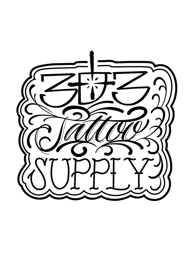 303 tattoo supply