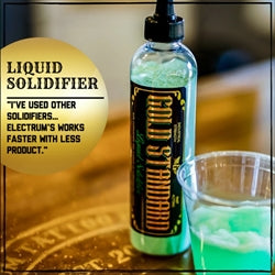 Electrum Gold Standard Liquid Solidifier