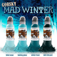 World Famous Gorsky - Mad Winter