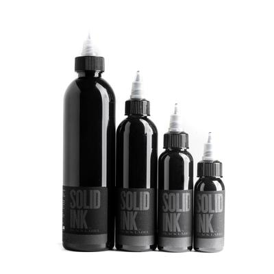 Solid Ink Black Label Grey Wash Set (Pick Your Size)