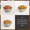 Almonds, Green raisin, Walnuts Pack of 3