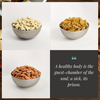 Cashew, Green raisin, Almonds Pack of 3