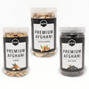 TasteOfAfghan Almonds, Kaghazi almonds, Black raisin Pack of 3