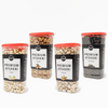 TasteOfAfghan Cashew, Almonds, Pistachio, Black Raisin Pack of 4
