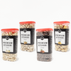 TasteOfAfghan Cashew, Pistachio, Red raisin, Dry Apricot Pack of 4