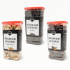 TasteOfAfghan Kaghazi Almonds, Black raisin, Dates Pack of 3