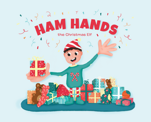 Ham Hands the Christmas Elf