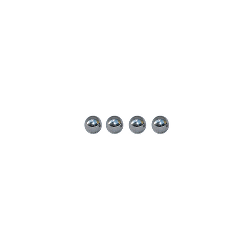 Ball Bearing (Metal) Set of 4