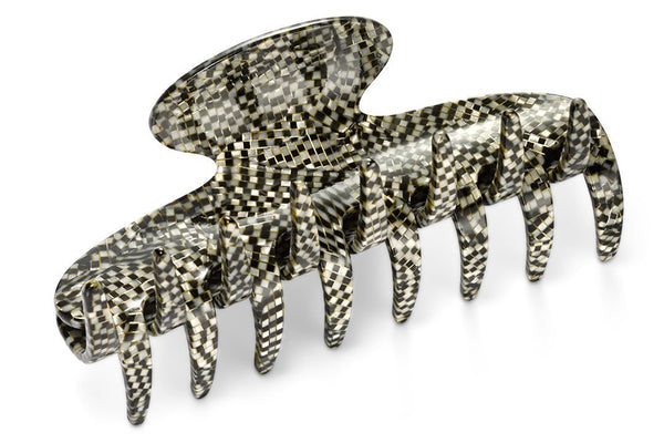 Large Alicante Hair Claw made of Rhodoïd