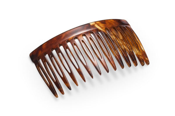 Midsize Granada Hair Comb made of Rhodoïd