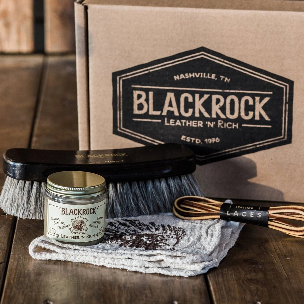 Blackrock Leather Care Kit
