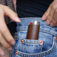 Leather Lighters