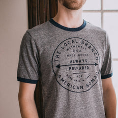 American Nomad Ringer Tee