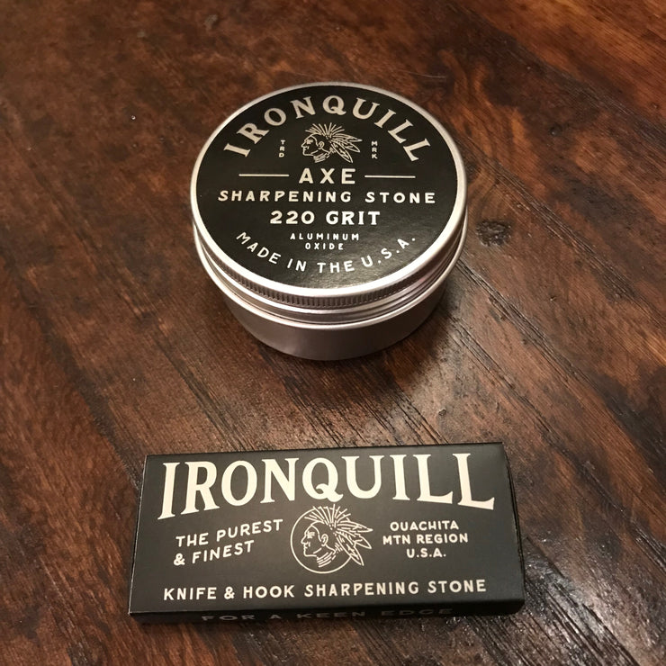 Ironquill Sharpening Stones for Knives and Axes