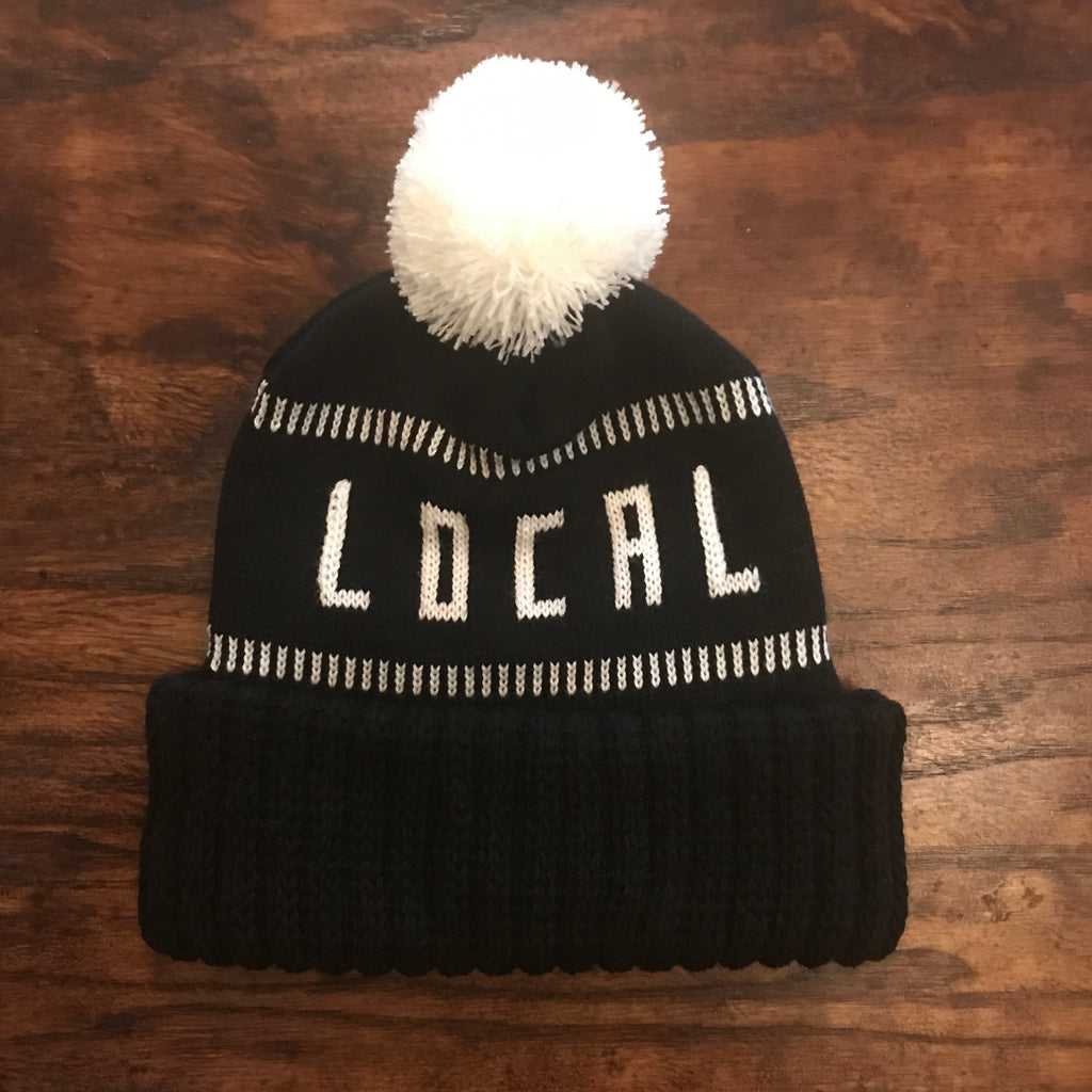 Local Knit Pom Beanie