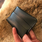 Leather Tuck Wallet