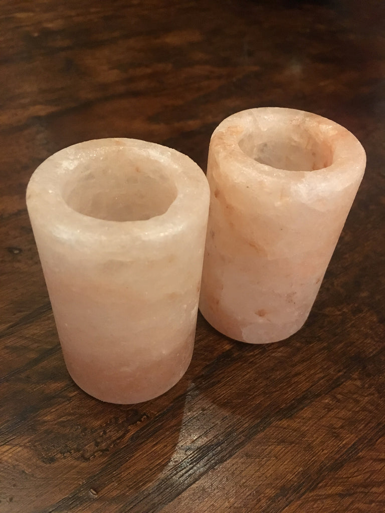 Himalayan Salt Vessel Set