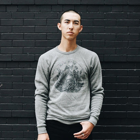 The New York Crest Sweatshirt