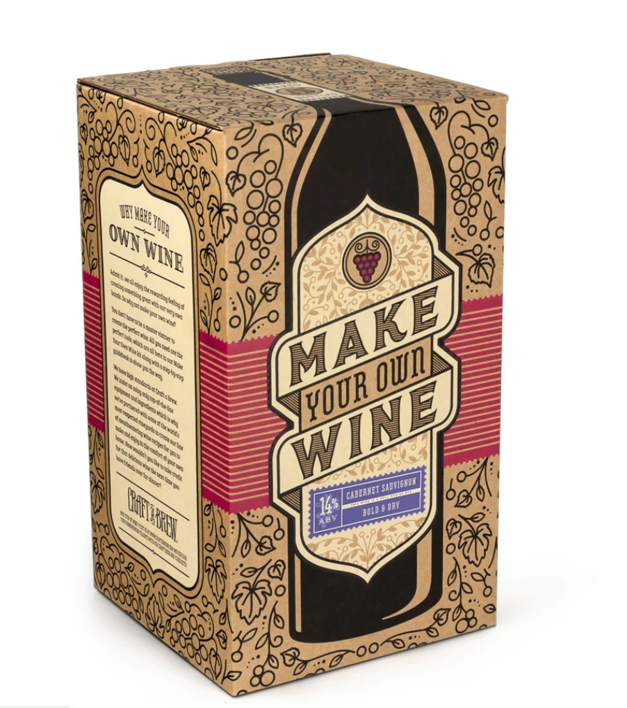 Wine Making Kit, Cabernet