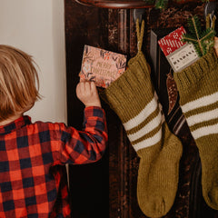 Scout Holiday Stocking