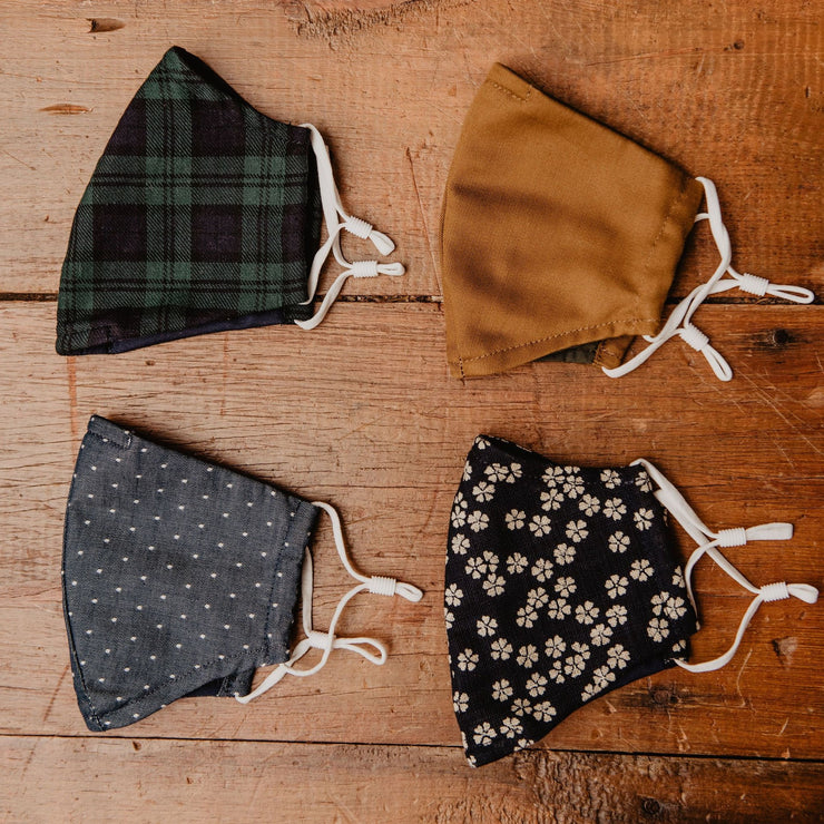 Pocket Square Clothing Masks
