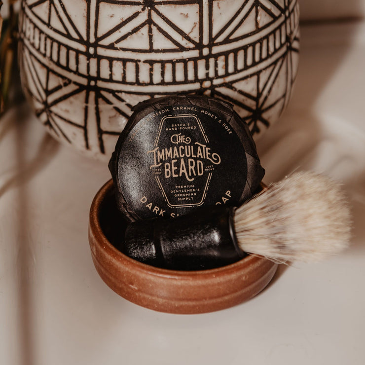 Immaculate Beard Shave Pucks