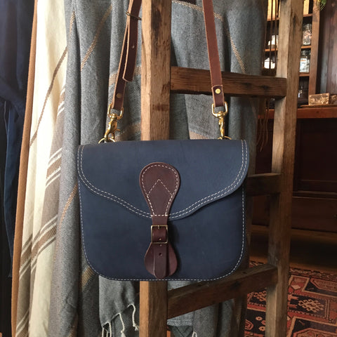 Blue Lake Hunt Satchel